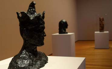 """Picasso Sculpture"" at the Museum of Modern Art, New York"